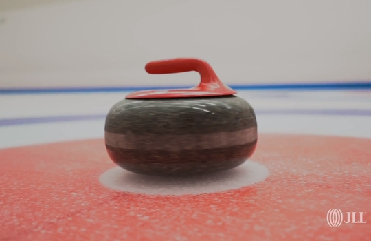 Curling Tournament by JLL