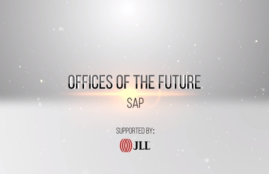 Offices of the Future – JLL Presents SAP offices